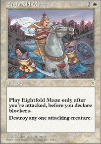 Eightfold Maze - Portal Three Kingdoms