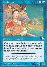 Lady Sun - Portal Three Kingdoms