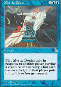 Mystic Denial - Portal Three Kingdoms