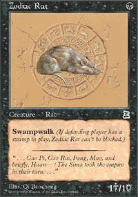 Zodiac Rat - Portal Three Kingdoms
