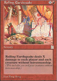 Rolling Earthquake - Portal Three Kingdoms