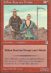 Yellow Scarves Troops - Portal Three Kingdoms