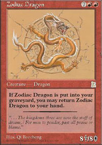 Zodiac Dragon - Portal Three Kingdoms
