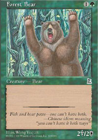 Forest Bear - Portal Three Kingdoms