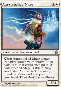 Auratouched Mage - Ravnica