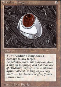 Aladdin's Ring - Revised Edition