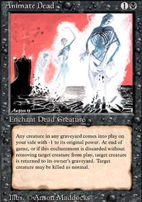 Animate Dead - Revised Edition