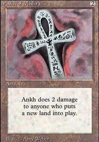 Ankh of Mishra - Revised Edition