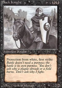 Black Knight - Revised Edition