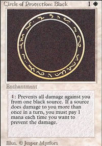 Circle of Protection: Black - Revised Edition