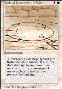 Circle of Protection: White - Revised Edition