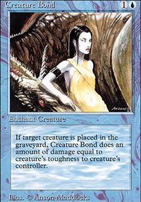 Creature Bond - Revised Edition