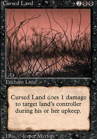 Cursed Land - Revised Edition