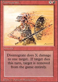 Disintegrate - Revised Edition
