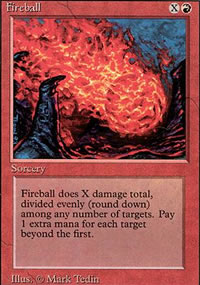 Fireball - Revised Edition