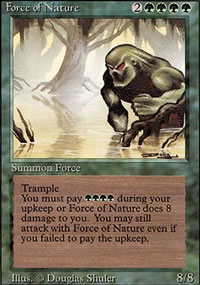 Force of Nature - Revised Edition