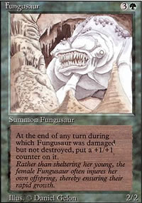 Fungusaur - Revised Edition