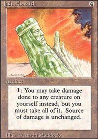 Jade Monolith - Revised Edition