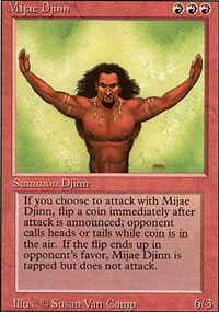 Mijae Djinn - Revised Edition