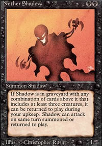 Nether Shadow - Revised Edition