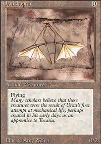 Ornithopter - Revised Edition