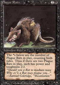 Plague Rats - Revised Edition