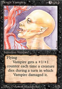 Sengir Vampire - Revised Edition