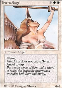 Serra Angel - Revised Edition
