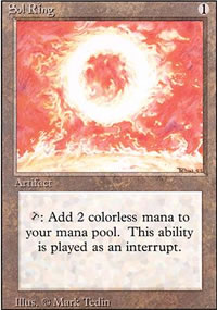 Sol Ring - Revised Edition