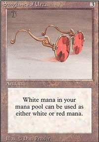 Sunglasses of Urza - Revised Edition