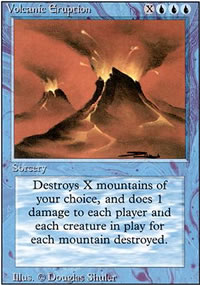 Volcanic Eruption - Revised Edition
