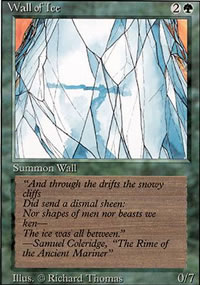 Wall of Ice - Revised Edition