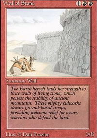 Wall of Stone - Revised Edition