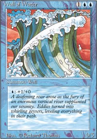 Wall of Water - Revised Edition
