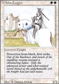 White Knight - Revised Edition