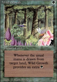 Wild Growth - Revised Edition