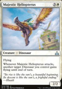 Majestic Heliopterus - Rivals of Ixalan