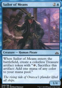Sailor of Means - Rivals of Ixalan