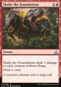 Shake the Foundations - Rivals of Ixalan