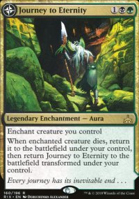 Journey to Eternity - Rivals of Ixalan