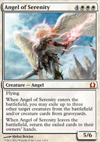 Angel of Serenity - Return to Ravnica