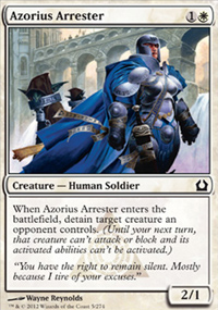 Azorius Arrester - Return to Ravnica
