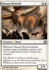 Bazaar Krovod - Return to Ravnica