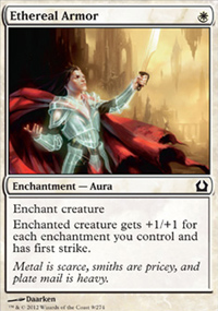 Ethereal Armor - Return to Ravnica