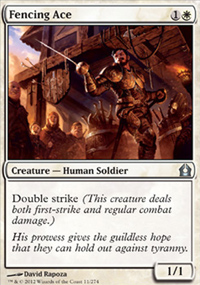 Fencing Ace - Return to Ravnica