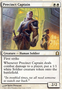 Precinct Captain - Return to Ravnica