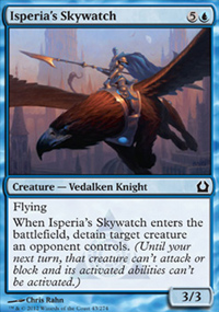 Isperia's Skywatch - Return to Ravnica