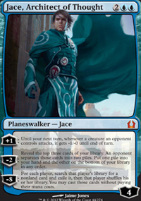 Jace, Architect of Thought - Return to Ravnica