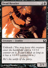 Dead Reveler - Return to Ravnica