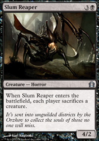 Slum Reaper - Return to Ravnica
